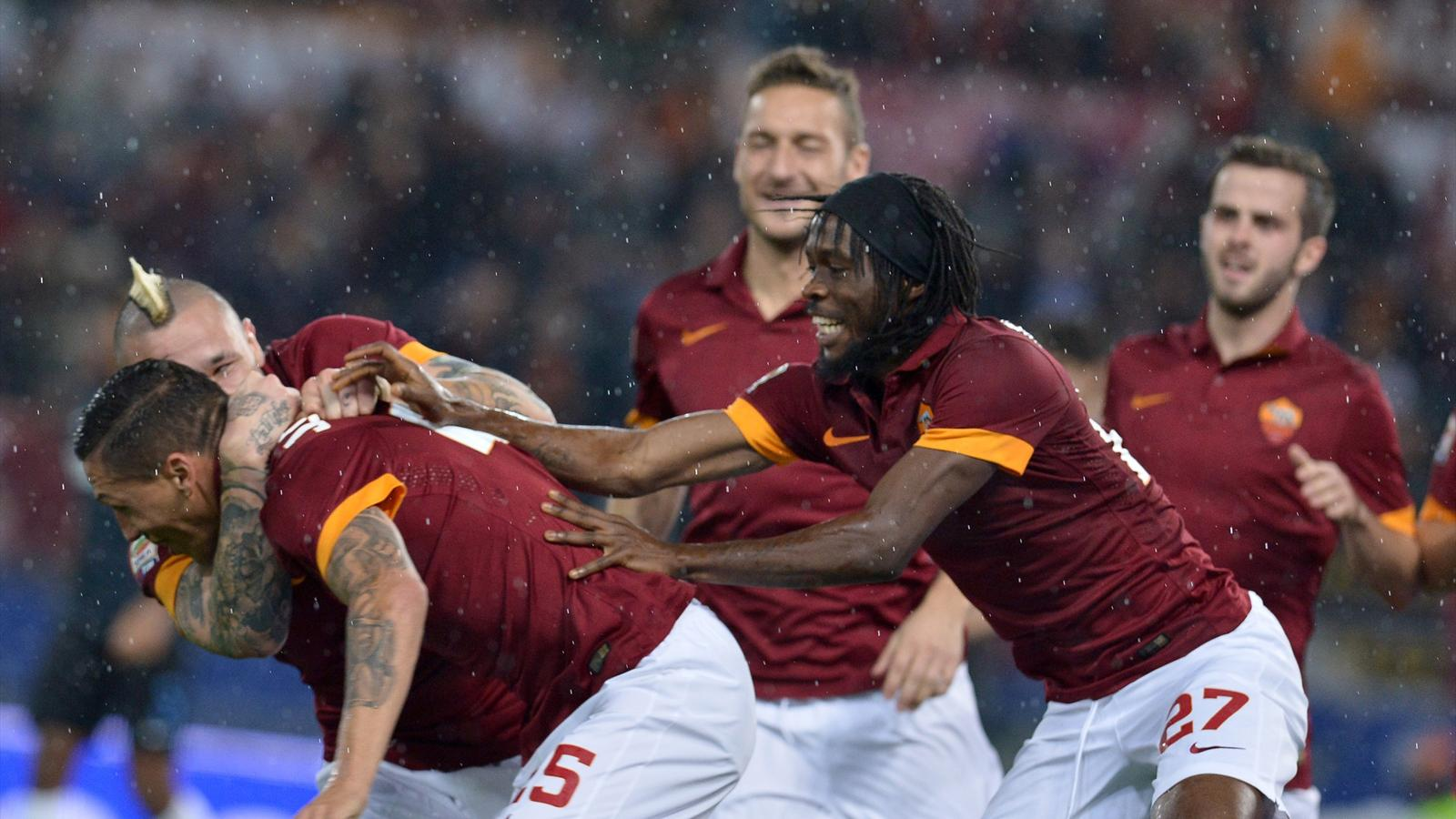 AS Rome 4-2 Inter : Roma a dû cravacher mais elle n