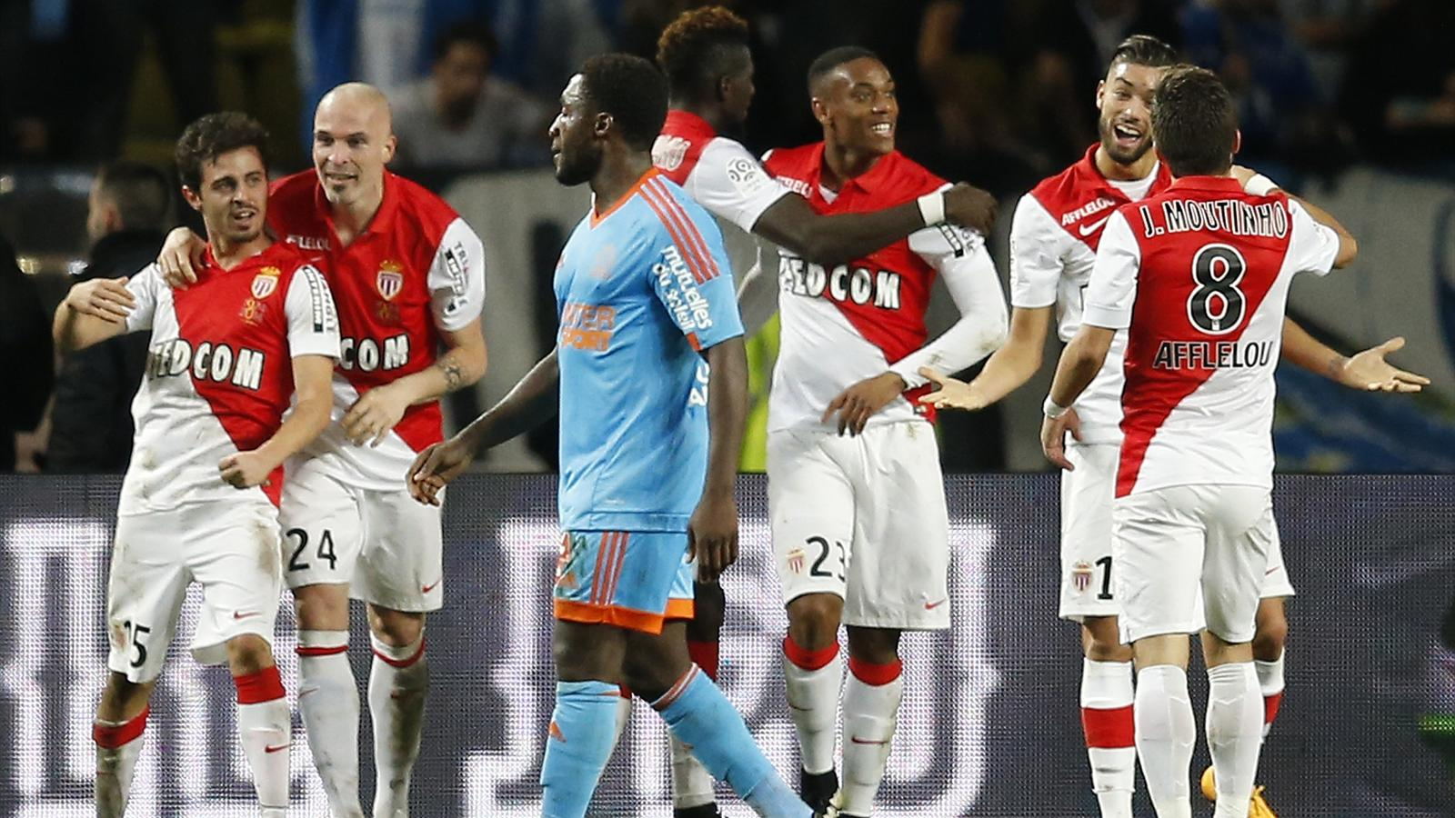 Video: Monaco vs Olympique Marseille