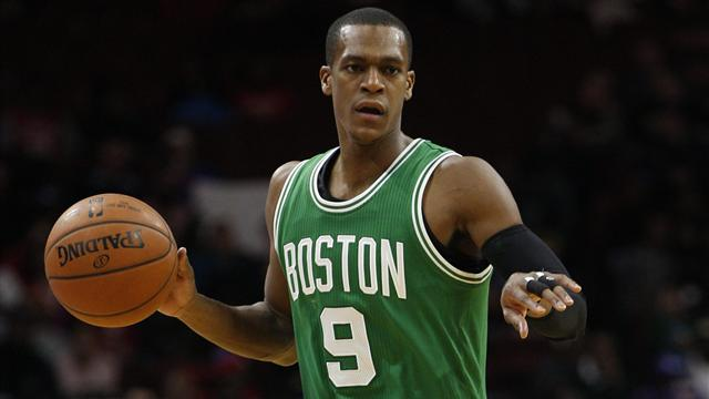 Rajon Rondo quitte Boston pour Dallas