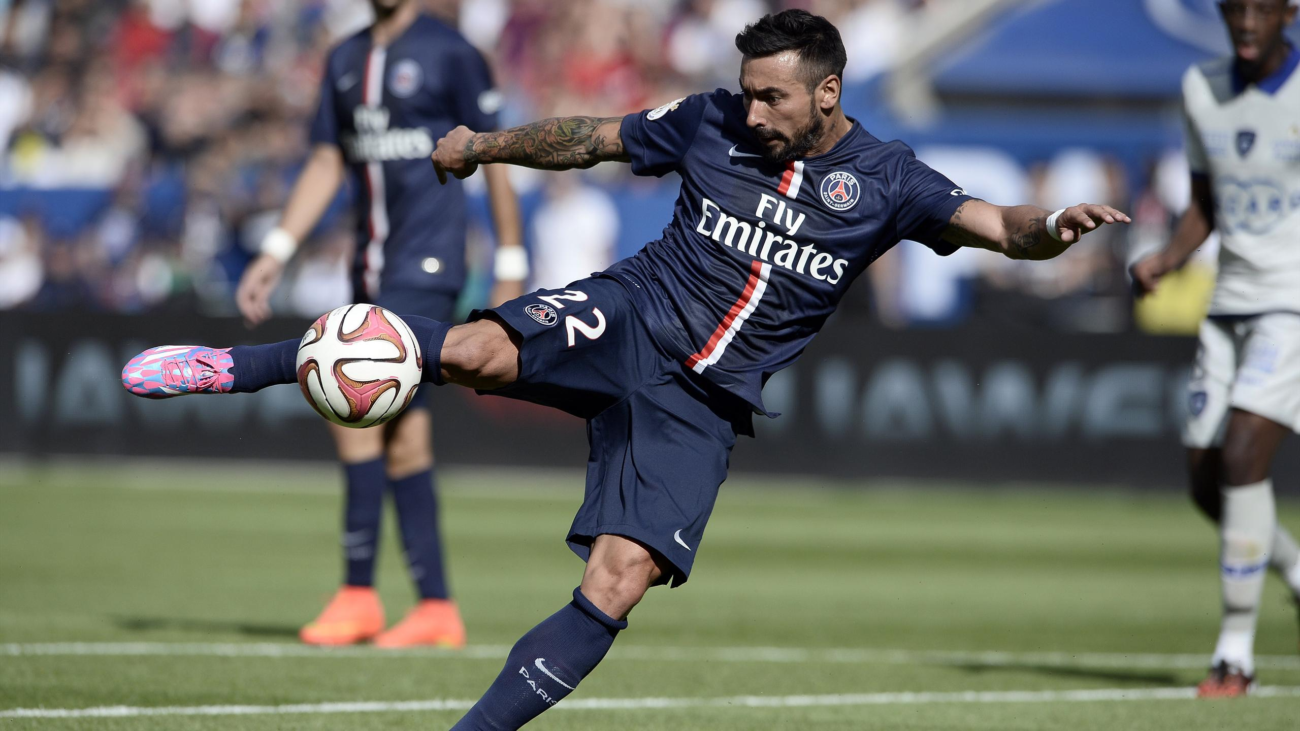 Ezequiel Lavezzi, Paris Saint-Germain