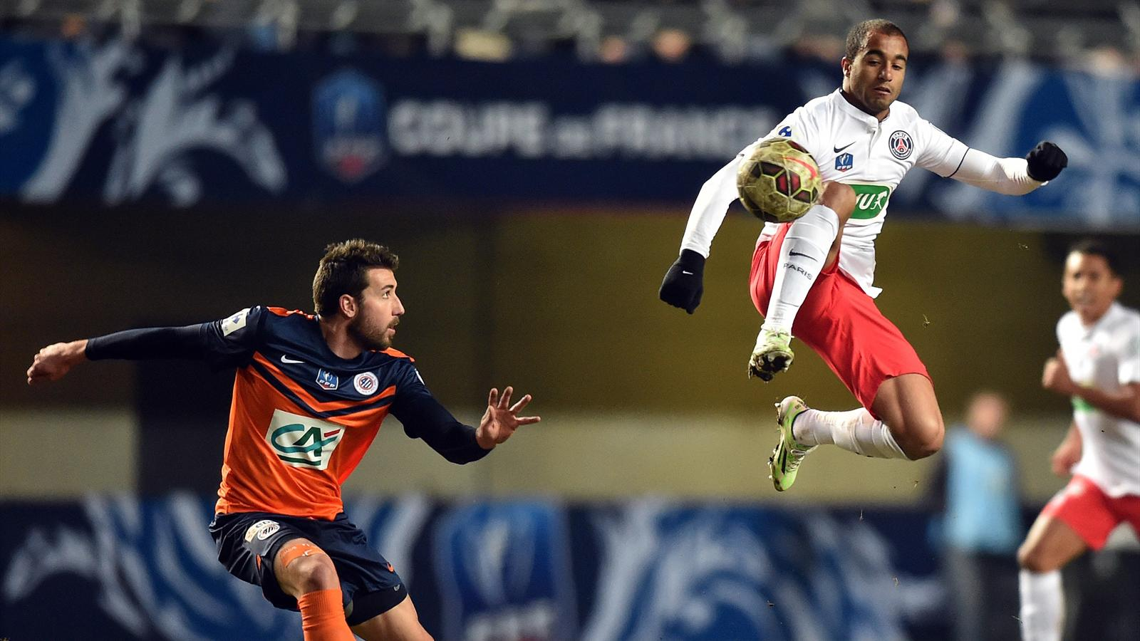 En direct live montpellier psg coupe de france 5 janvier 2015 eurosport - Coupe de france eurosport ...