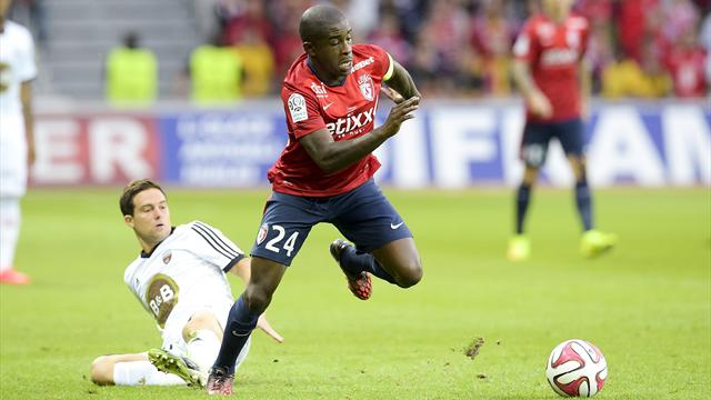 Mavuba prend la direction de Prague — LOSC