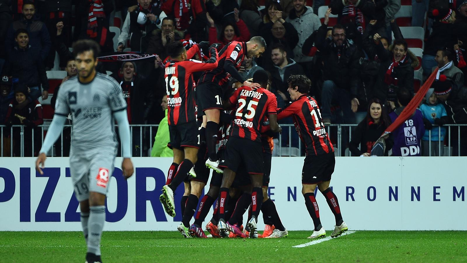 Video: Nice vs Olympique Marseille