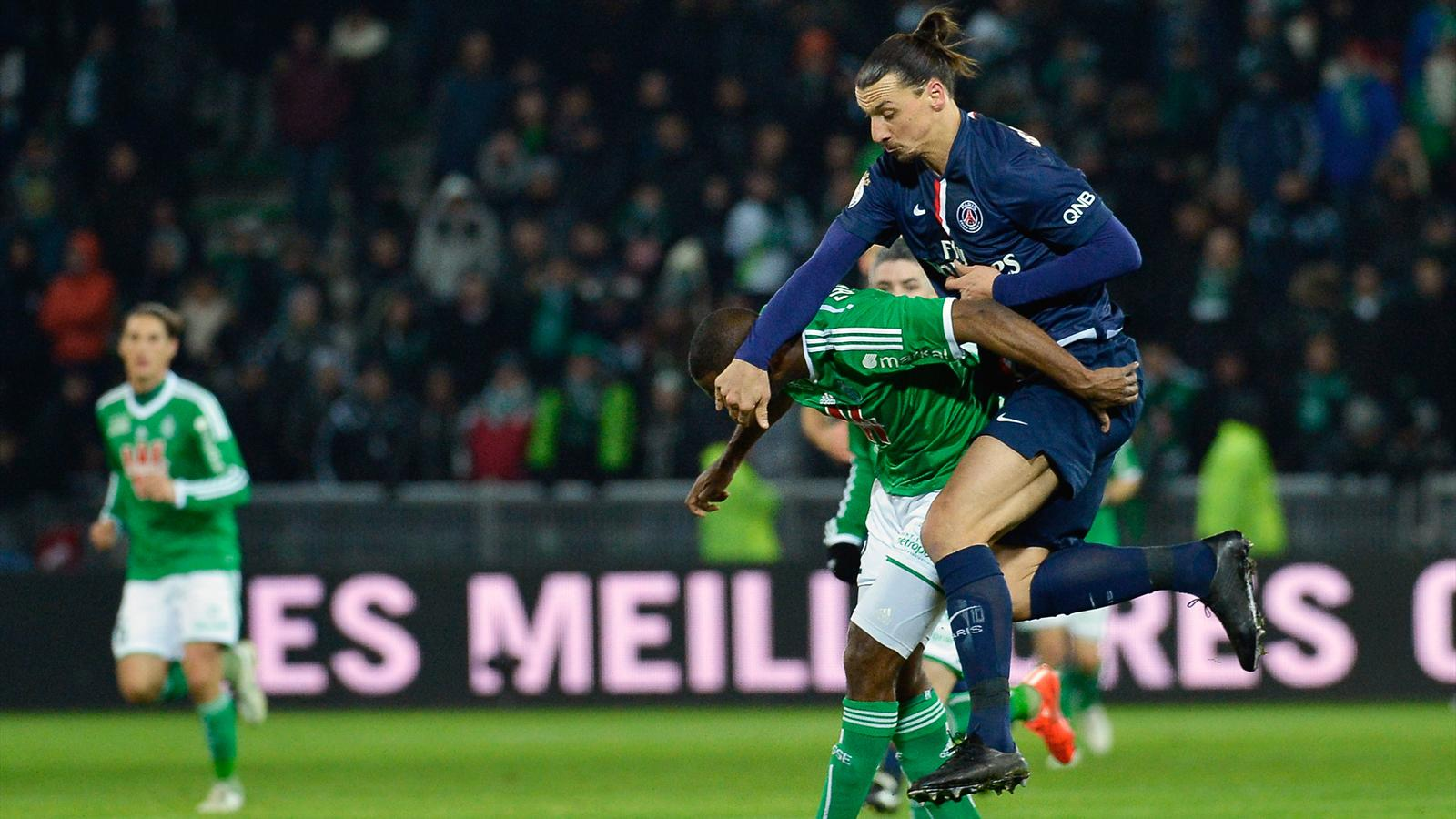 Video: Saint-Étienne vs PSG