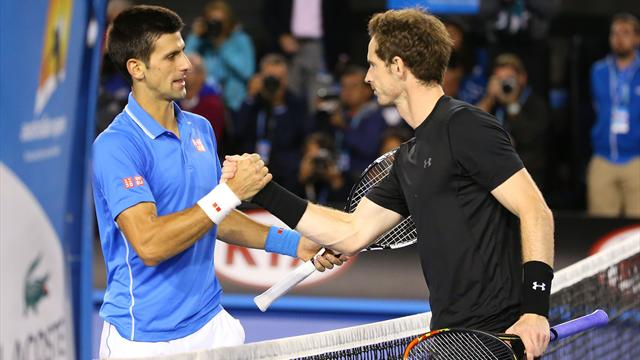 Djokovic - Murray : comment suivre en direct la finale ?