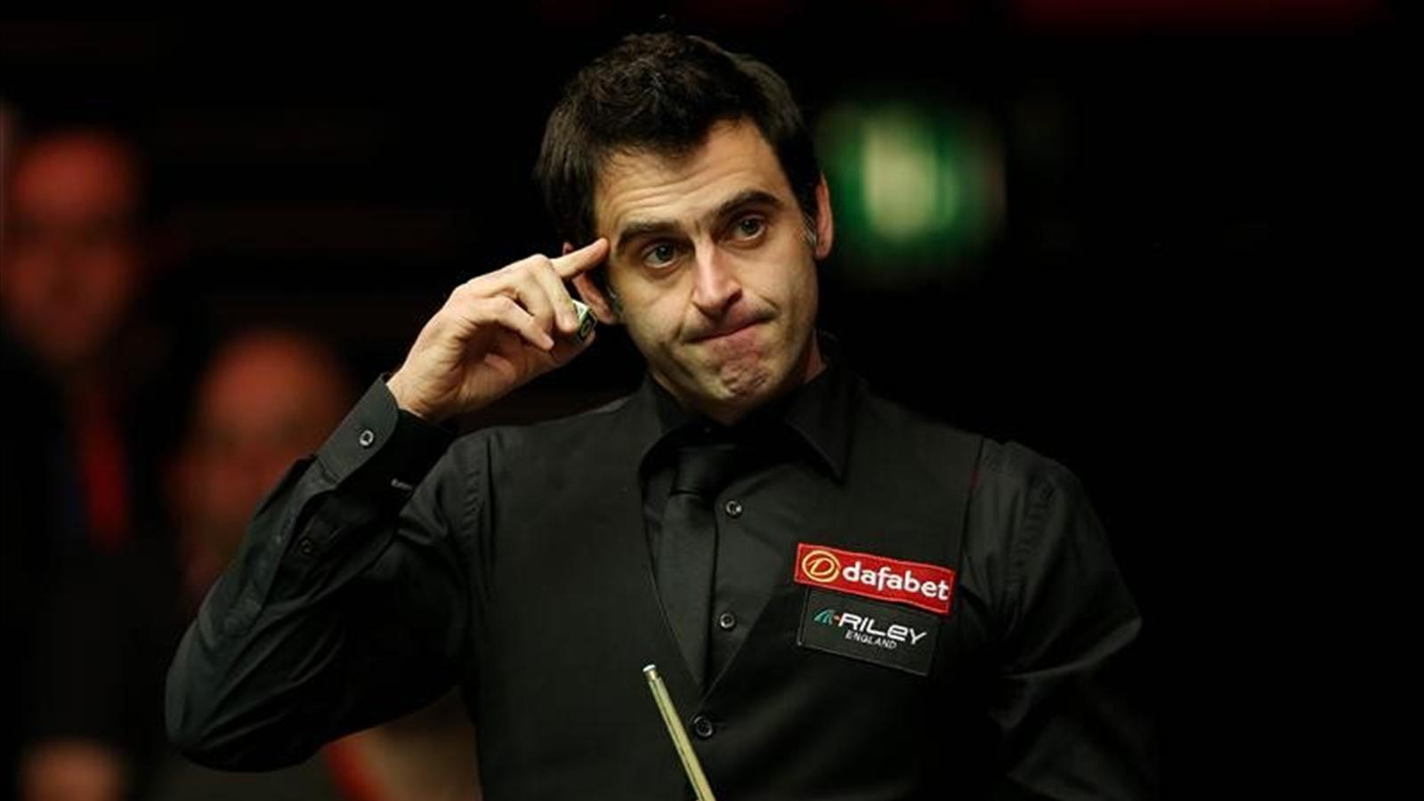 Ronnie O'Sullivan: I'm listening to my doctor. Insomnia makes it difficult for me to make 20 ...