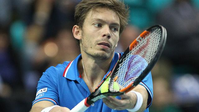 Mahut - Struff EN DIRECT