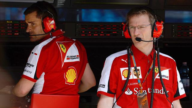 James Allison changing Ferrari design focus