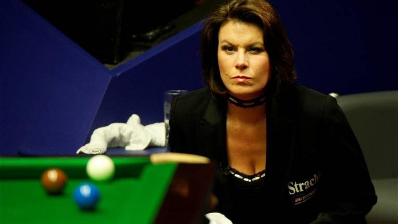 Michaela Tabb quits snooker - Snooker - Eurosport UK