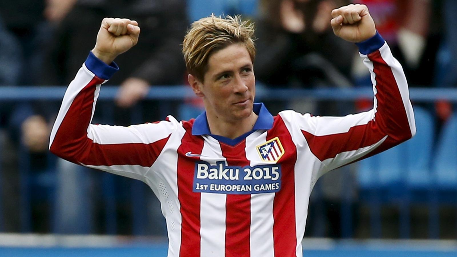 Fernando Torres scores first La Liga goal in almost eight years - Liga 2014-2015 - Football ...
