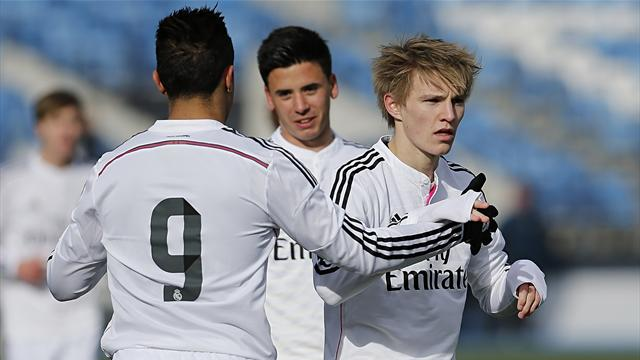 Martin Ødegaard 'frozen out by Zinedine Zidane for refusing to train' at Real Madrid