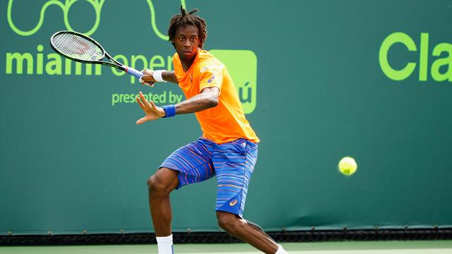 Monfils - Berdych EN DIRECT