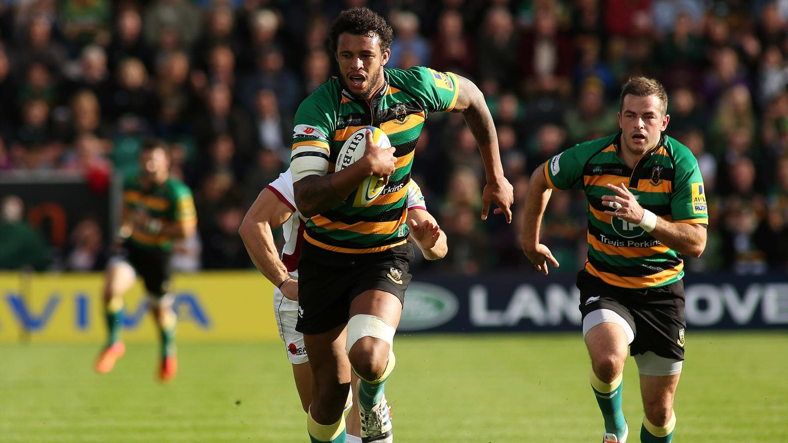 Courtney Lawes (Northampton)