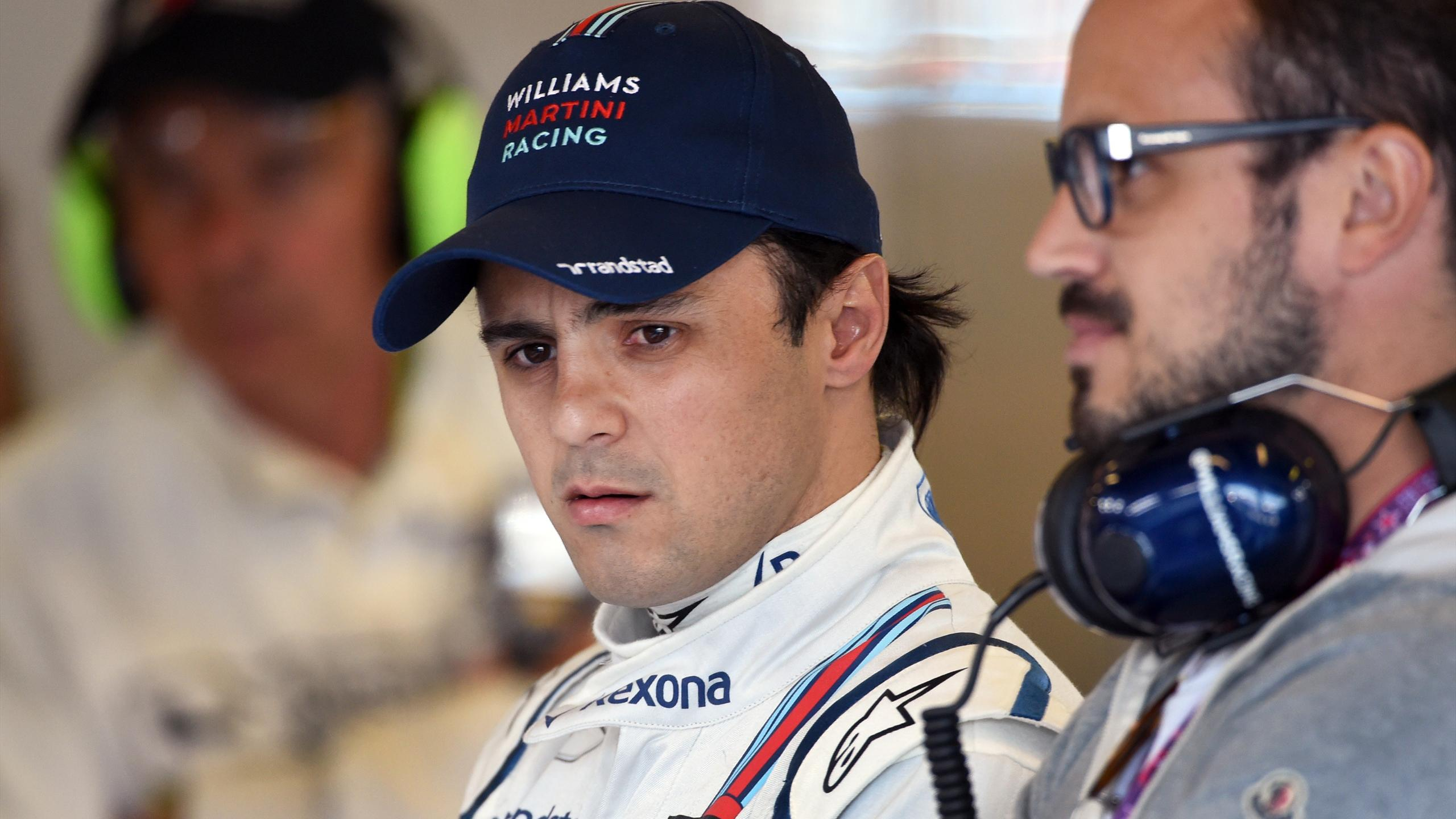 Felippe Massa en Williams