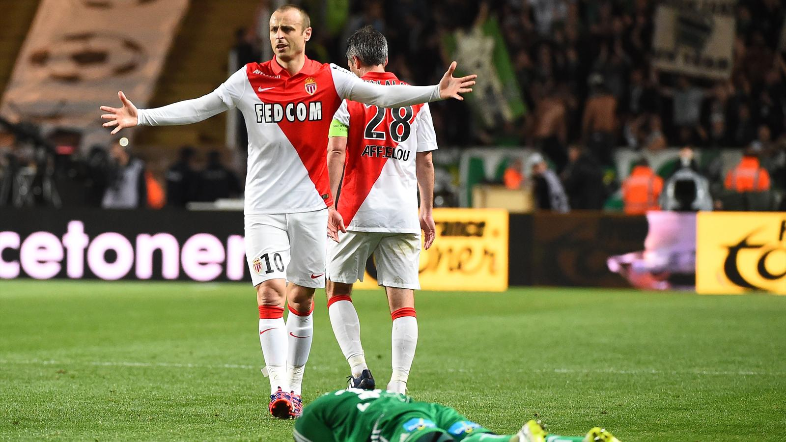 Video: Monaco vs Saint-Etienne