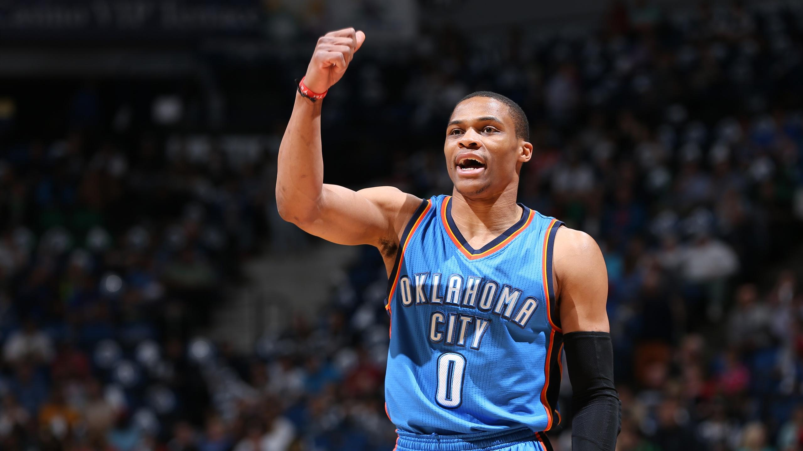 Russell Westbrook (Oklahoma City) NBA 2015