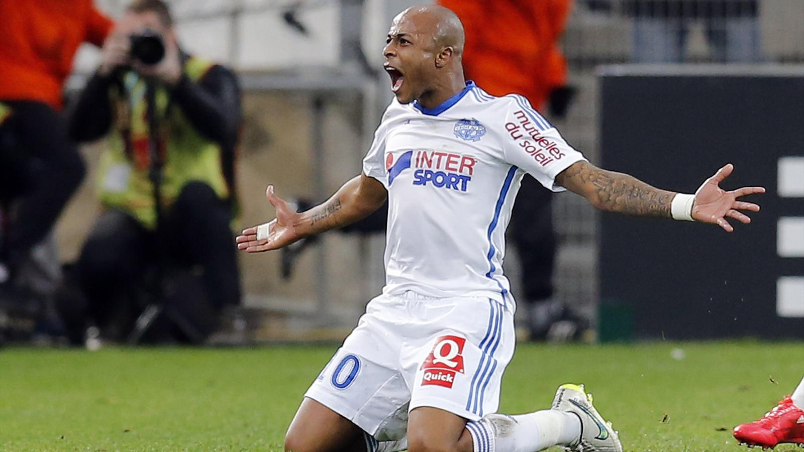 Andre Ayew has joined Swansea.