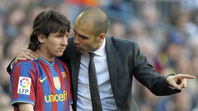 The Lionel Messi question: How will Pep Guardiola cope against his Barcelona protégé?