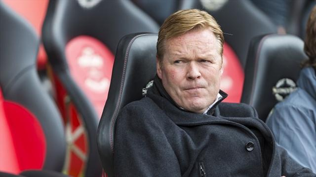 Southampton manager Ronald Koeman could deliver European football