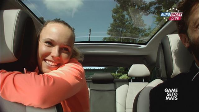 'Pretty embarrassing' - Caroline Wozniacki reveals unsuccessful proposal