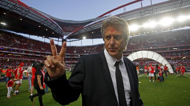 Benfica's Jorge Jesus set for shock move to Sporting Lisbon