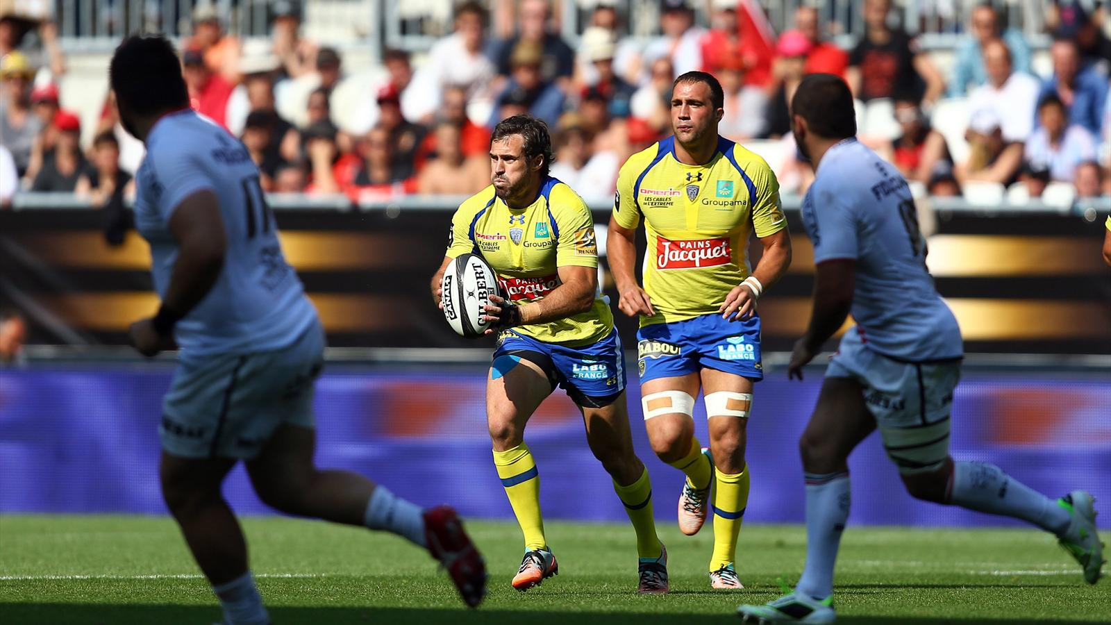 Brock James décisif en demie contre Toulouse