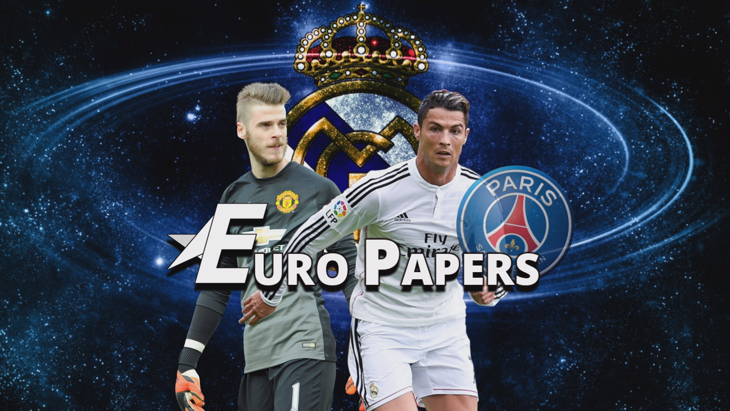 De Gea nears Real Madrid - as PSG threaten Ronaldo move - Euro Papers