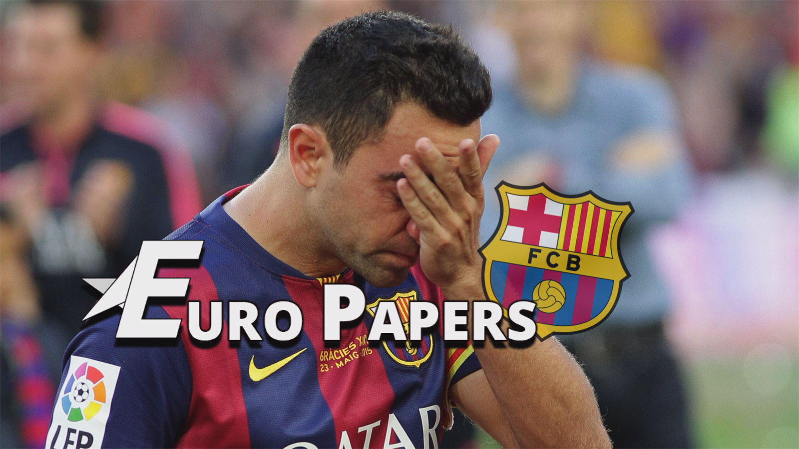 Barcelona legend Xavi under investigation for match-fixing - Euro Papers