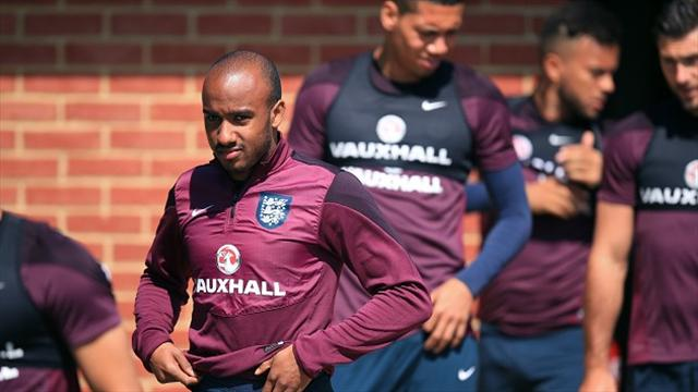 Fabian Delph is looking to collect his sixth England cap in Slovenia