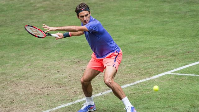 Federer - Seppi EN DIRECT