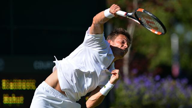 Mahut - Berdych EN DIRECT