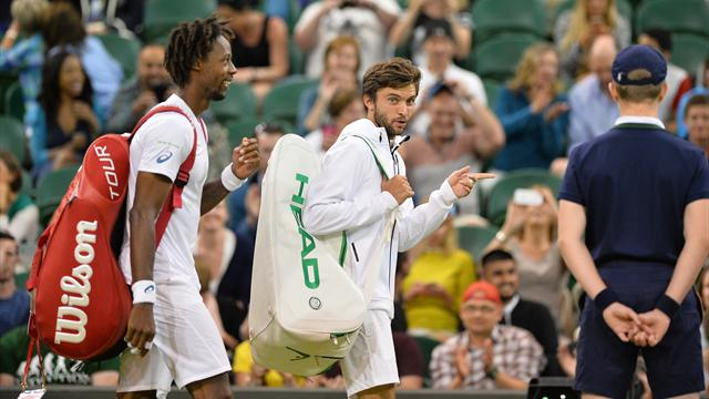 Tennis : Monfils-Simon (encore) au 3e tour ? Gasquet-Tsonga en huiti�mes ? C'est possible mais...