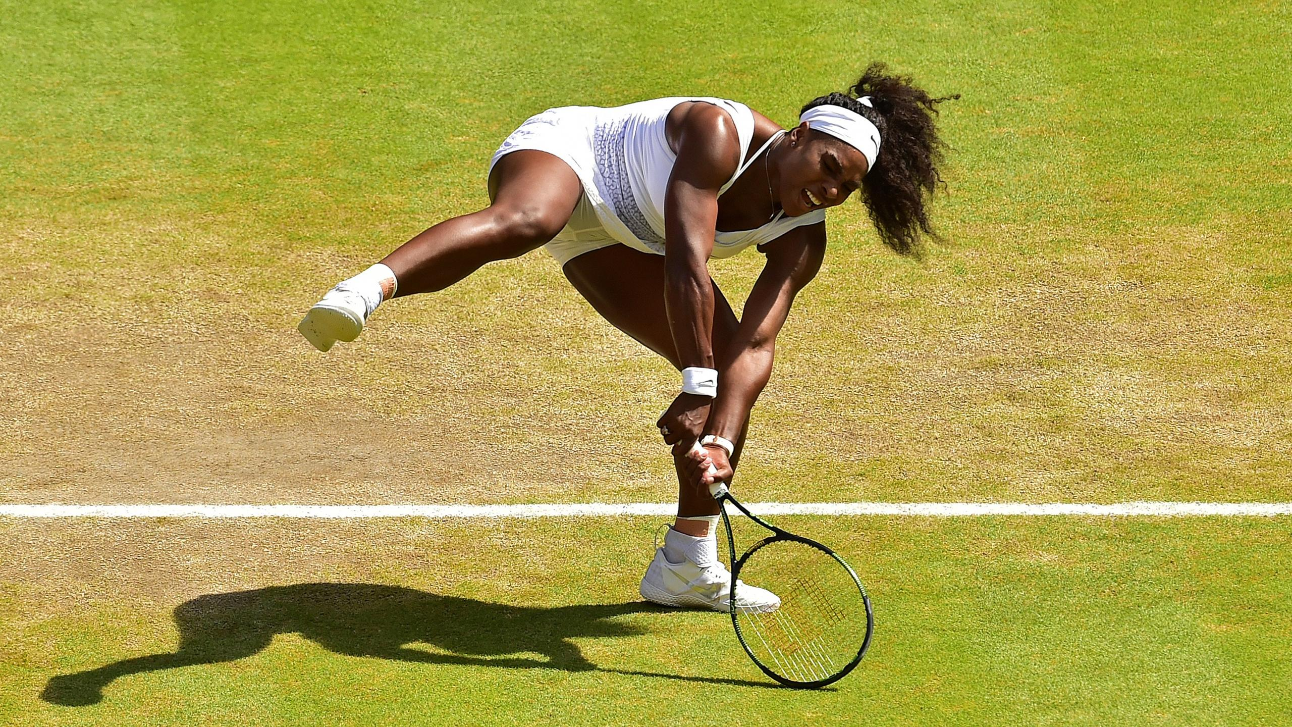 Serena Williams - Wimbledon 2015