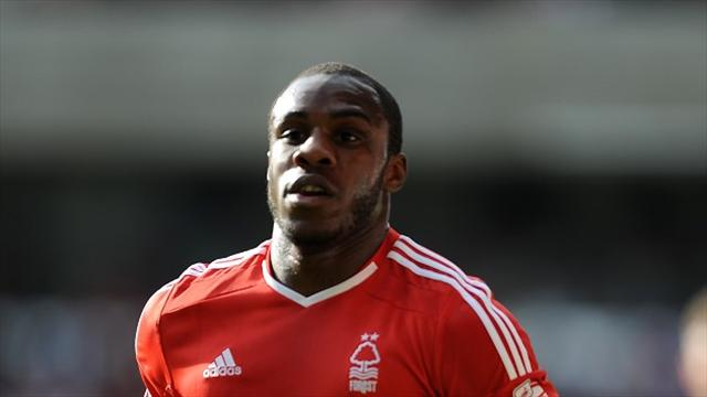 Michail Antonio enjoyed a super first season at the City Ground