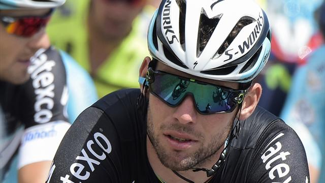 Mark Cavendish out of for rest of season after shoulder surgery