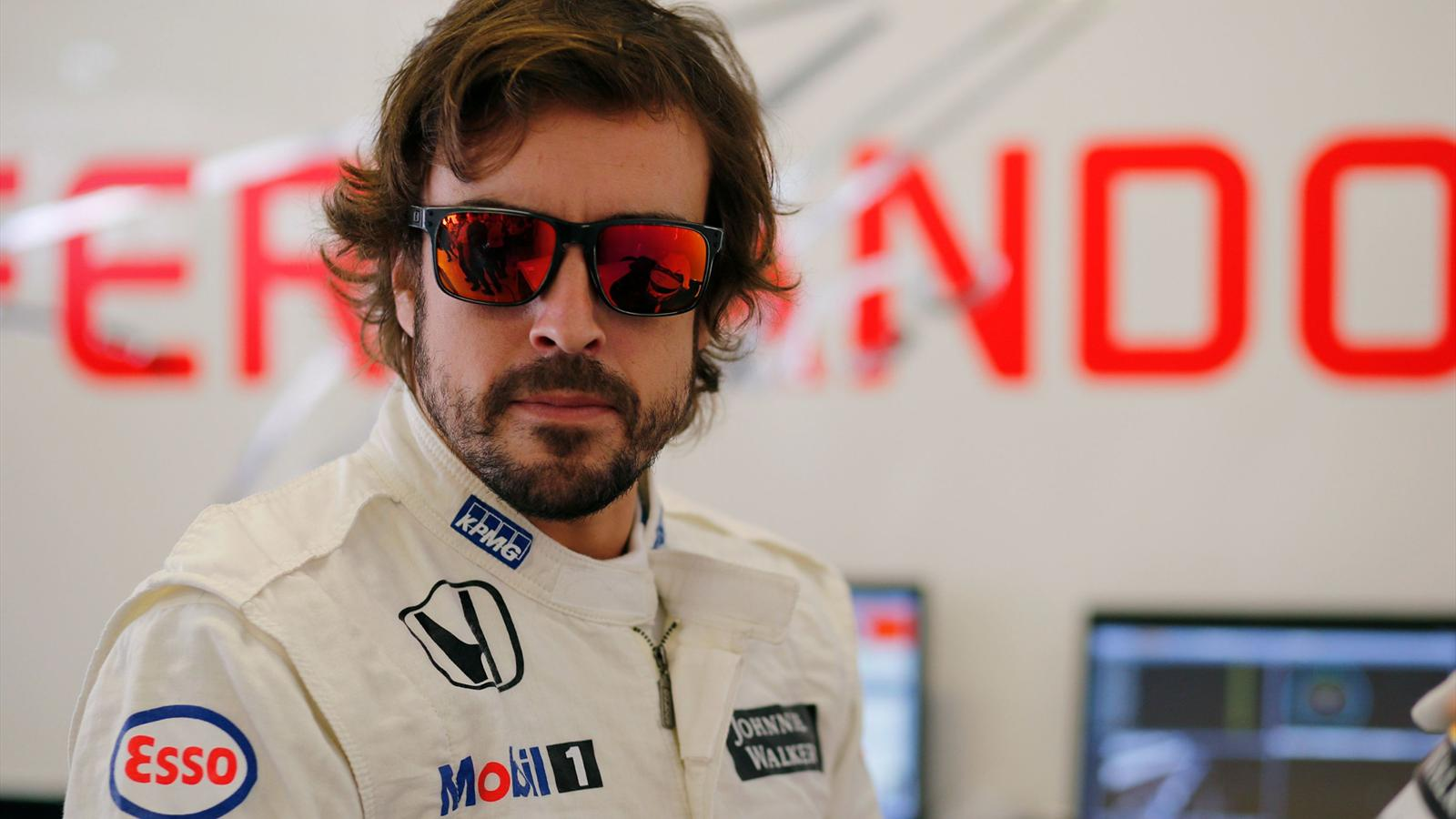 Fernando Alonso (McLaren) - GP of Hungary 2015