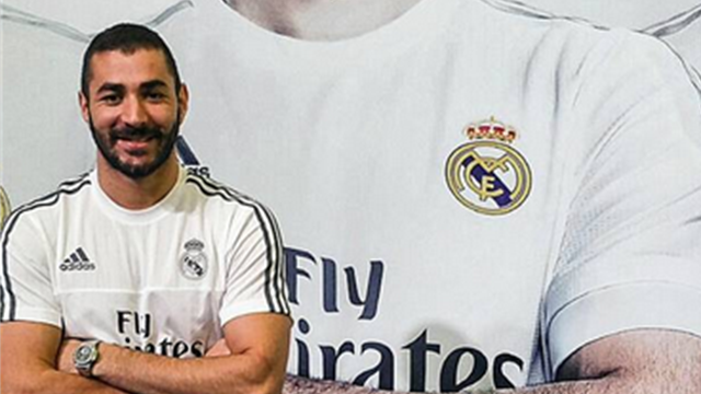 Benzema rassure les supporters du Real Madrid