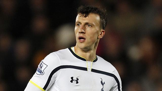 Vlad Chiriches made 43 first-team appearances for Tottenham