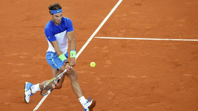 Nadal - Seppi EN DIRECT