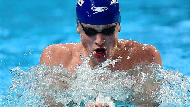 British Swimming finish with best medal haul, medley men strike GB record