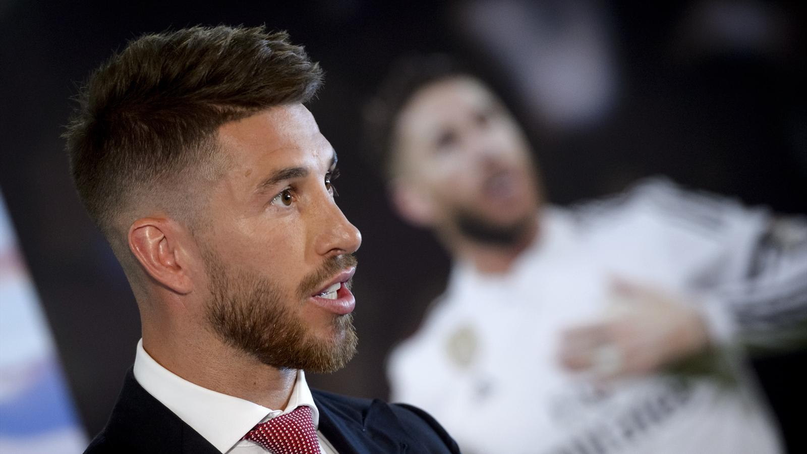 Sergio Ramos Signs New Five Year Deal Wants To Retire At