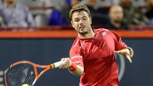 Wawrinka attend toujours des excuses de Kyrgios