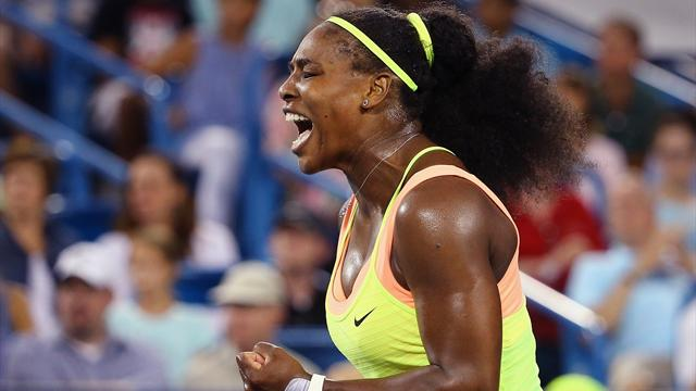 Tennis : M�me si l'Histoire l'attend au tournant, Serena Williams