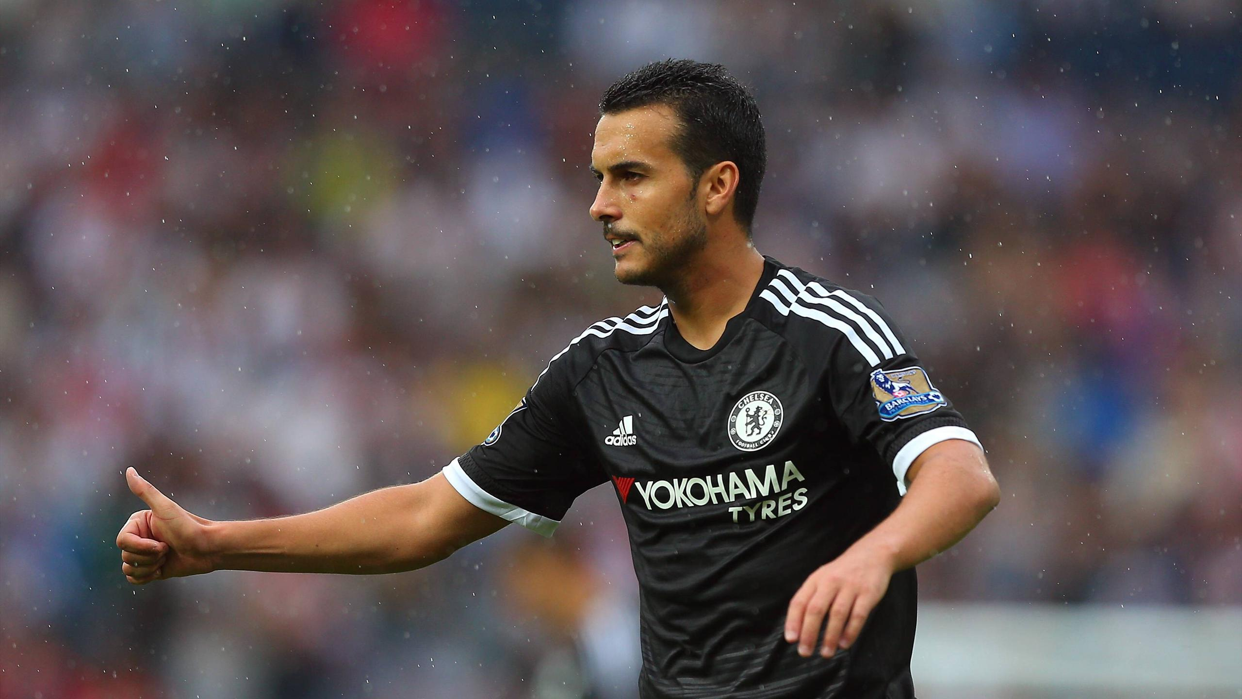 Pedro face West Brom for Chelsea