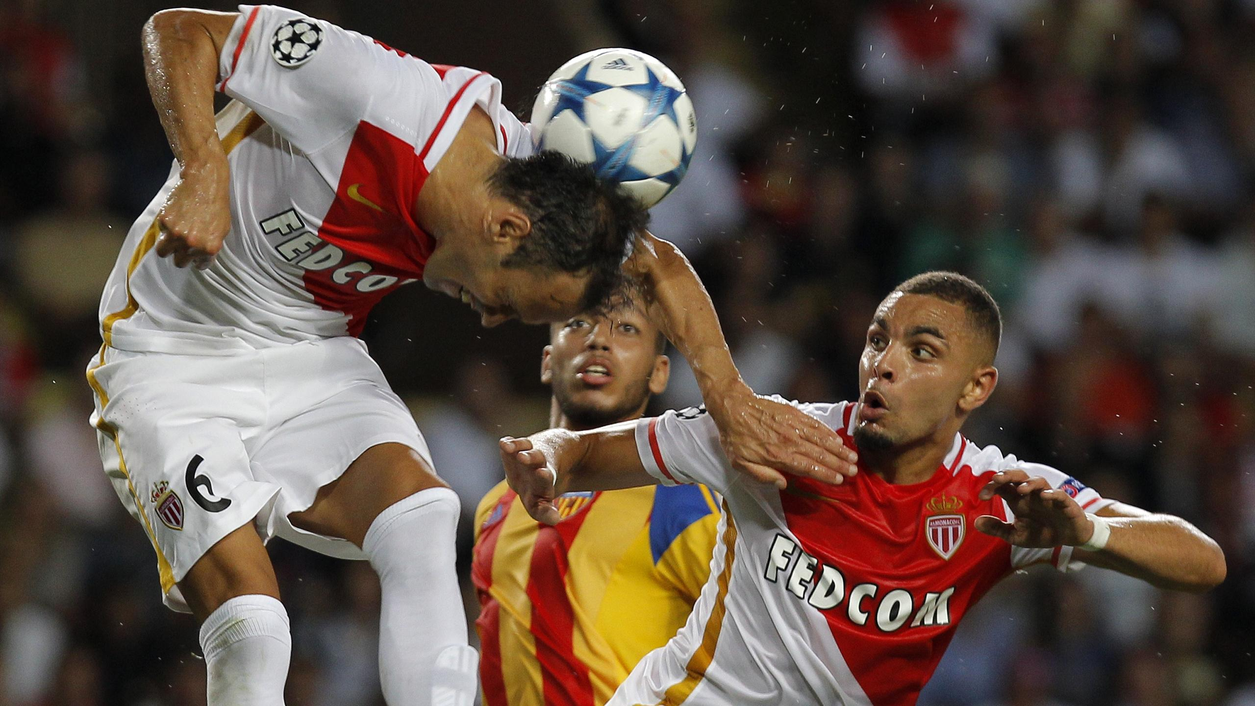 Monaco 2 – 1 Valencia( Play-offs - Champions League 2015/2016)