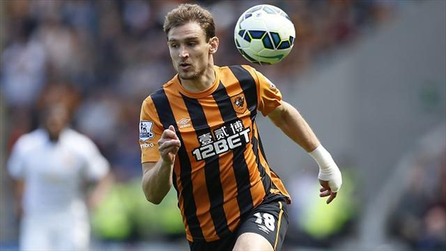 Hull City striker Nikica Jelavic could be on his way to West Ham