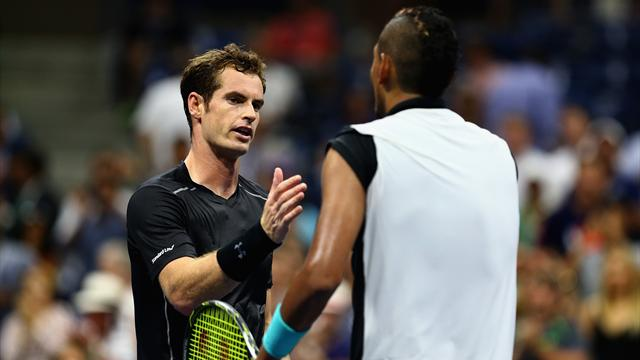 Tennis : Comme d'habitude, Murray a dompt� Kyrgios