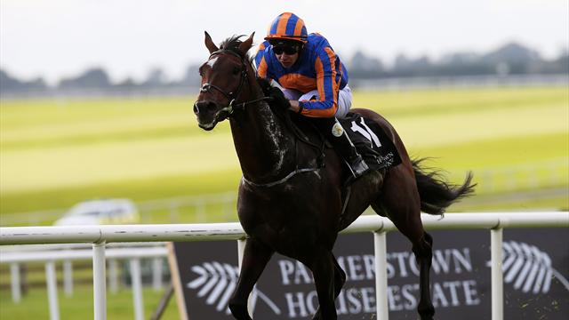 Order of St George wins Irish St Leger at The Curragh