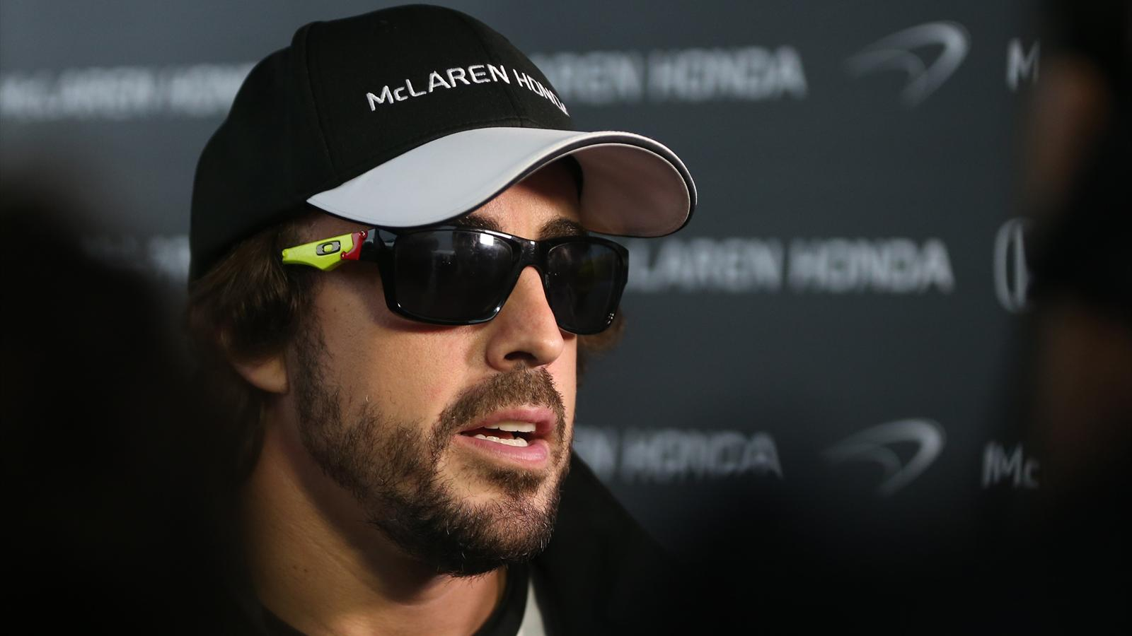 Fernando ALonso (McLaren) - GP of Japan 2015