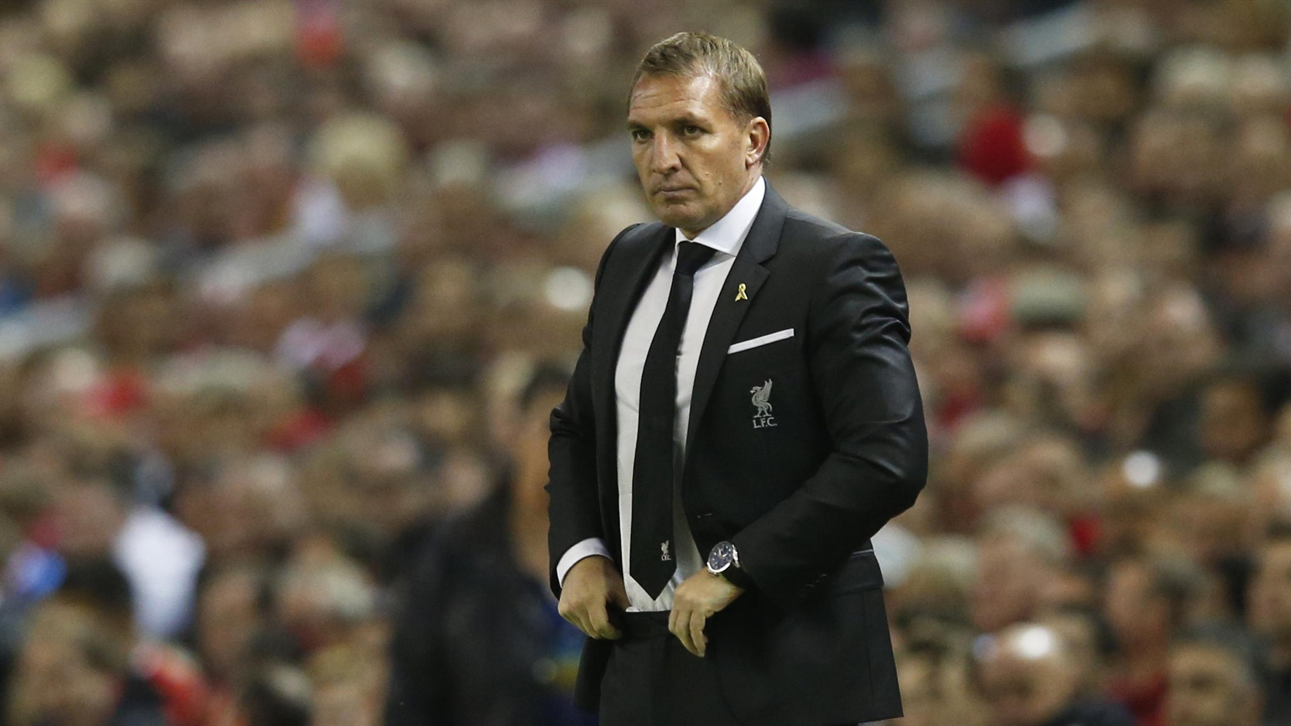 Brendan Rodgers v FC Sion